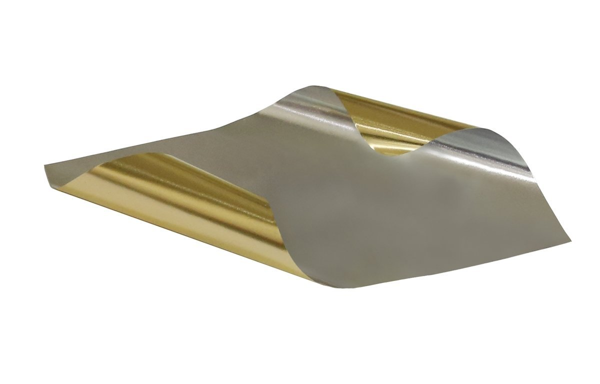 Silver/Gold Glossy Solid Packs & Rolls - Rinea