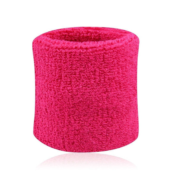 Terry Cloth Wrist Sweat Bands - Olivia and Ava