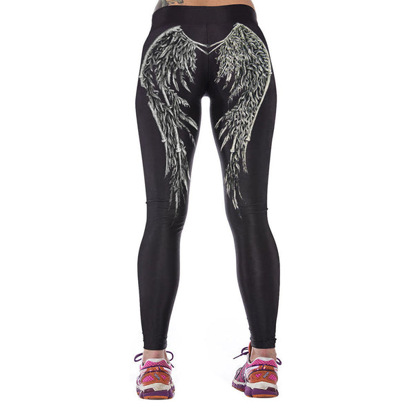 Womens Workout Fitness Tights - Multiple Styles - Olivia and Ava
