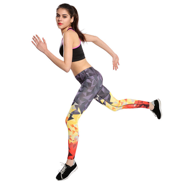 3D Print Fitness Leggings - Olivia and Ava