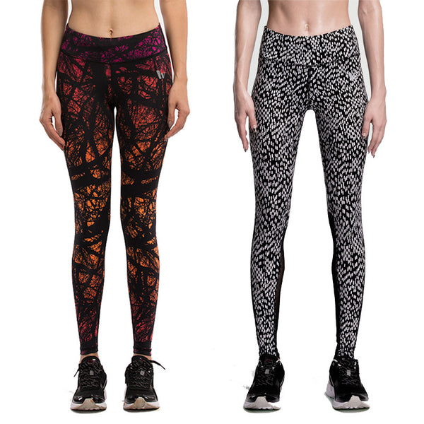 Compression Pants Slim Leggings - Olivia and Ava