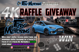 And the Fury Motoring x FSWERKS raffle winner is.....