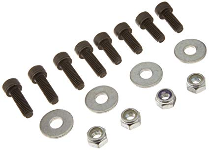 Sparco Bottom Mount Seat Hardware Installation Kit - Universal