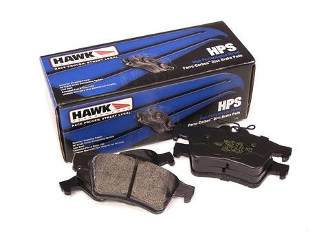 Hawk HPS Rear Brake Pads - 2013+ Ford Focus ST