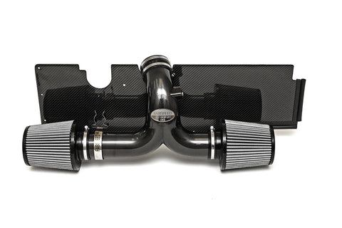 Fabspeed Porsche 996 Carrera Carbon Fiber Competition Air Intake System