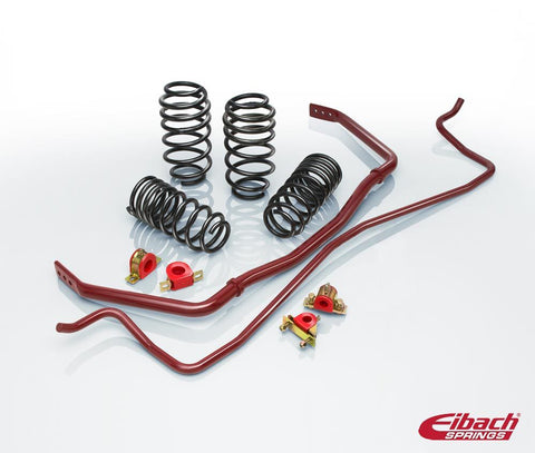 Eibach PRO-PLUS Springs and Sway Bars Kit - 2014+ Ford Fiesta ST