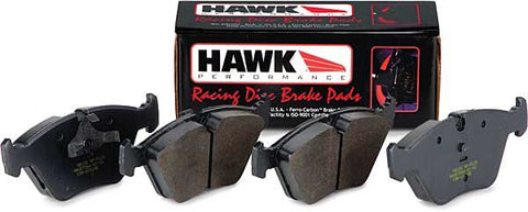 Hawk HP Plus Rear Brake Pads - 2014+ Ford Fiesta ST