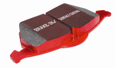 EBC Brakes Redstuff Ceramic Rear Brake Pads - 2014+ Ford Fiesta ST