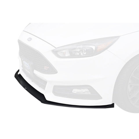 Aeroflow Dynamics Splitter V2 - 2013+ Ford Focus ST