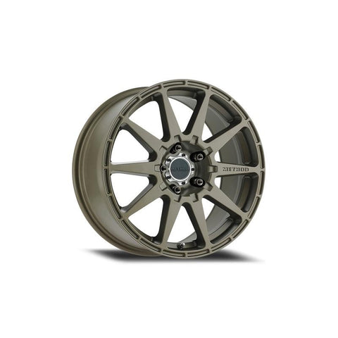 "Method Race MR501 Rally wheel (18x8"" 5x108 ET42) - Titanium"