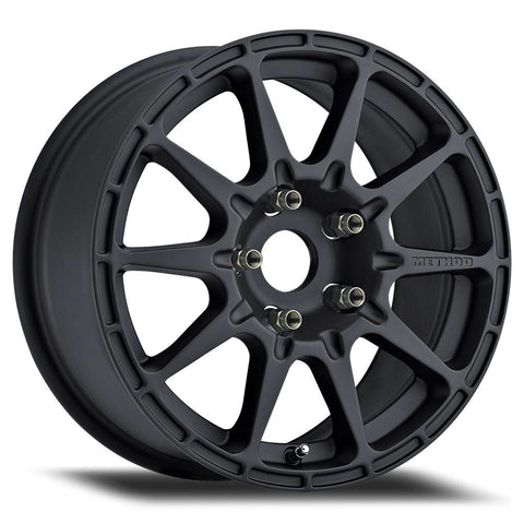 "Method Race MR501 VT-SPEC wheel (15x7"" 4x108 ET48) - Matte Black"