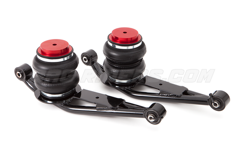 Air Lift Performance Rear Air Suspension Kit w/o Shocks - 2013+ Ford Focus ST/ 2010+ Mazda MazdaSpeed-3