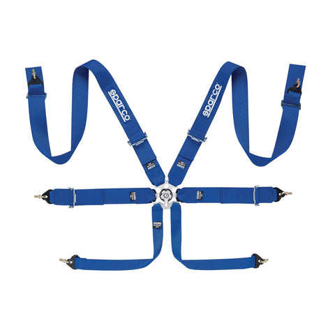 Sparco 6-Point Pull Up Harness - Universal