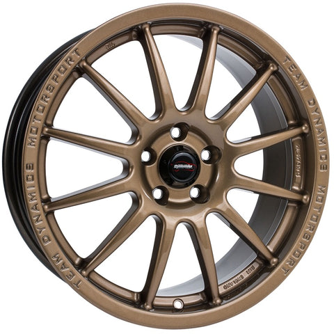 Team Dynamics Pro Race 1.2 (17x8 4x108 ET42) - Bronze
