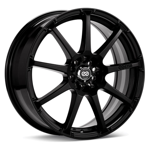 Enkei EDR9 wheel (4x108 17x7 ET38) Black or Silver