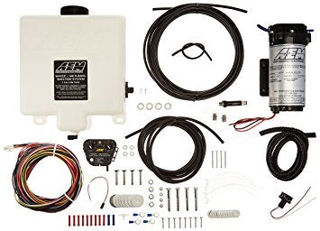 AEM Water / Methanol Injection Kit V2 (up to 35psi) w/ 1 Gallon Tank - Universal