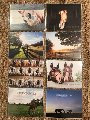 Visit Horse Country Postcard Pack