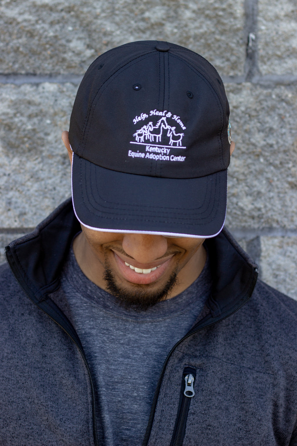 Kentucky Equine Adoption Center Horse Country hat