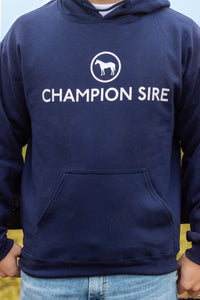 Champion Sire Hooded Sweatshirt