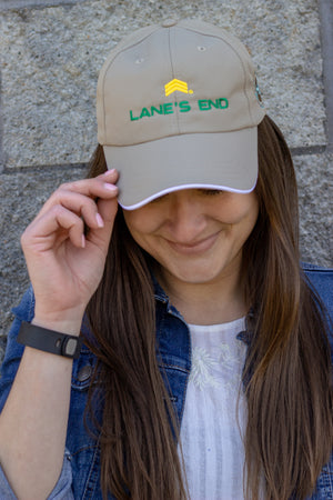 Lane's End Horse Country hat