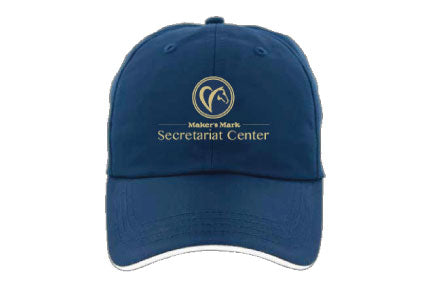 Maker's Mark Secretariat Center Horse Country hat