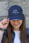 Spy Coast Farm Horse Country hat