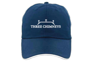 Three Chimneys Horse Country hat
