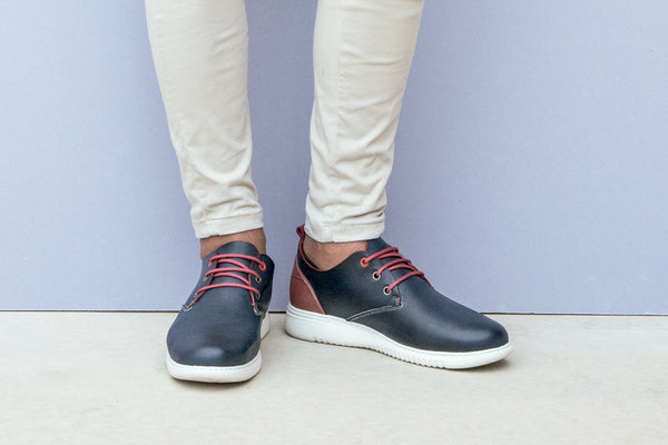 On Foot Casual Shoes   Custom Made