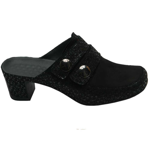 Joy Clog Black