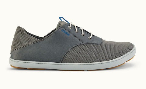 Nohea Oxford Fog/Charcoal