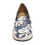 Orion Floral Blue