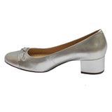 Eclipse Bow Pump Silver