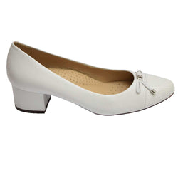 Eclipse Bow Pump White