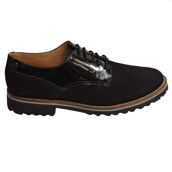 Kamik Nb/Patent Oxford Black