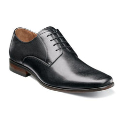 Postino Plain Toe Oxford Black