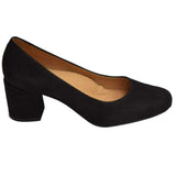 Mabel 14 Nubuck Pump Black