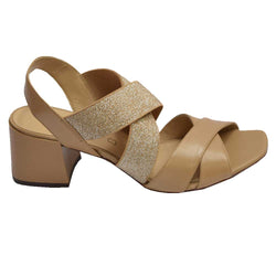 Pisa Elastic Dress Sandal Sand