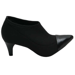 Celtic Stretch Pump Black