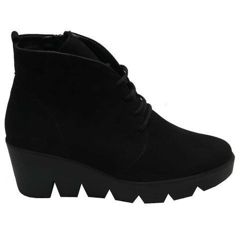 Effie/Hiki Lace Boot Black