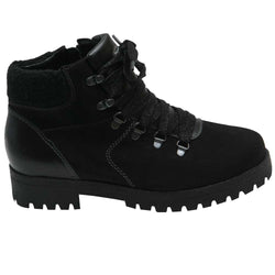 Sadie/Hanako City Boot Black