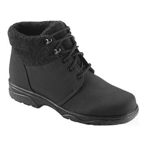 Trek Lace Boot - T00814B34 - BLACK