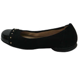 Versatil Cap Toe Black