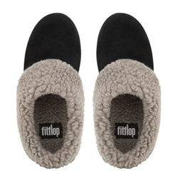 Loaff Snug Slipper Black