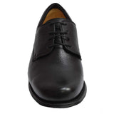 Nelson Plain Toe Black