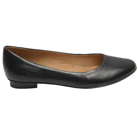 London Lexy Ballet Black