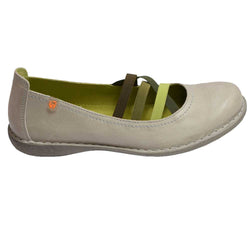 Elastic Ballet Light Grey