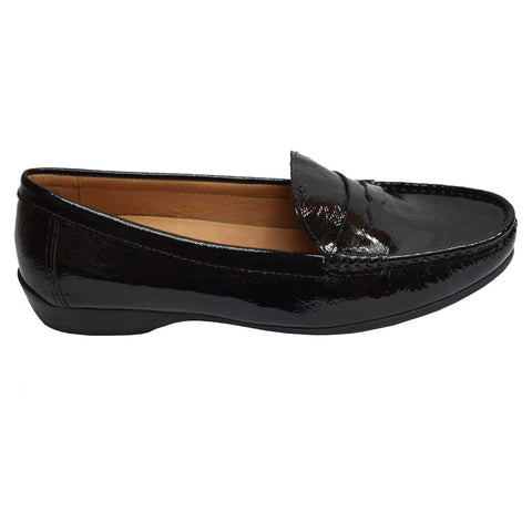 Relax Penny Loafer Black