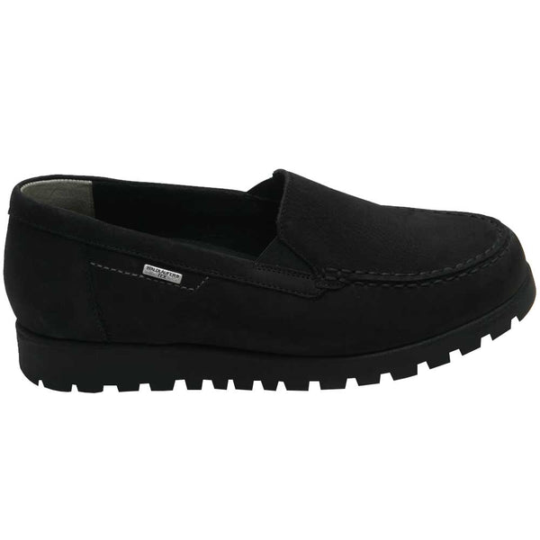 Endless/Hegli Waterproof Loafer Black
