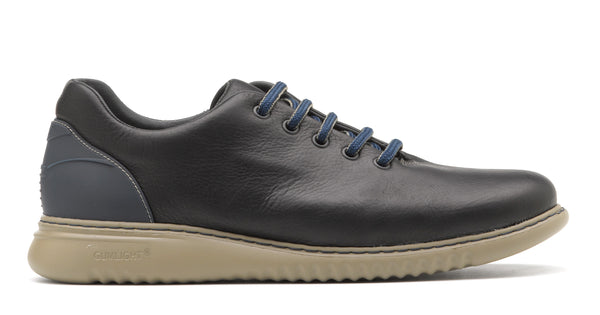 Simplicity Blucher Black