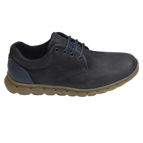 Simplex Blucher Black/Blue